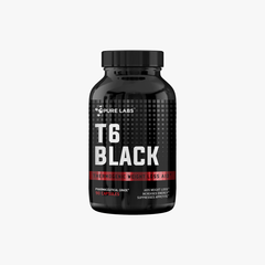 Pure Labs T6 Black - 90 Capsules