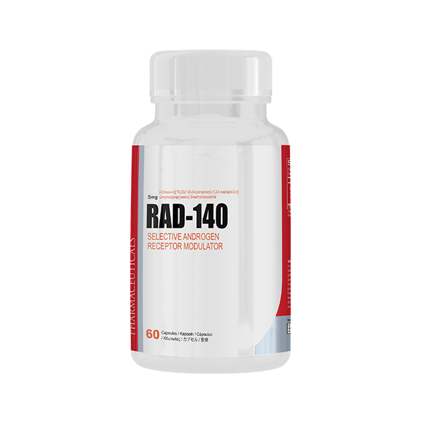 German Pharmaceuticals - RAD-140 60 Caps