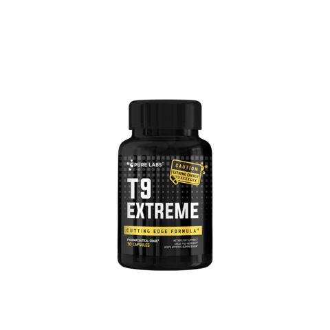 Pure Labs - T9 Extreme - 30 Caps