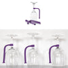 Wine Glass Holder (Dishwasher Attachment, 4 Pcs/set)