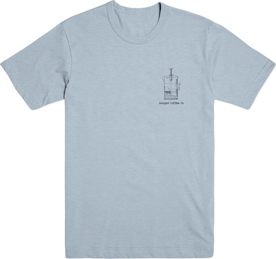 French Press T Shirt