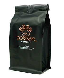 Dodger Coffee Beans