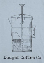 Load image into Gallery viewer, French Press T Shirt