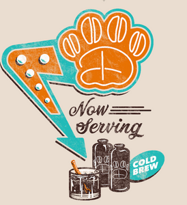 Retro Cold Brew Graphic Tee