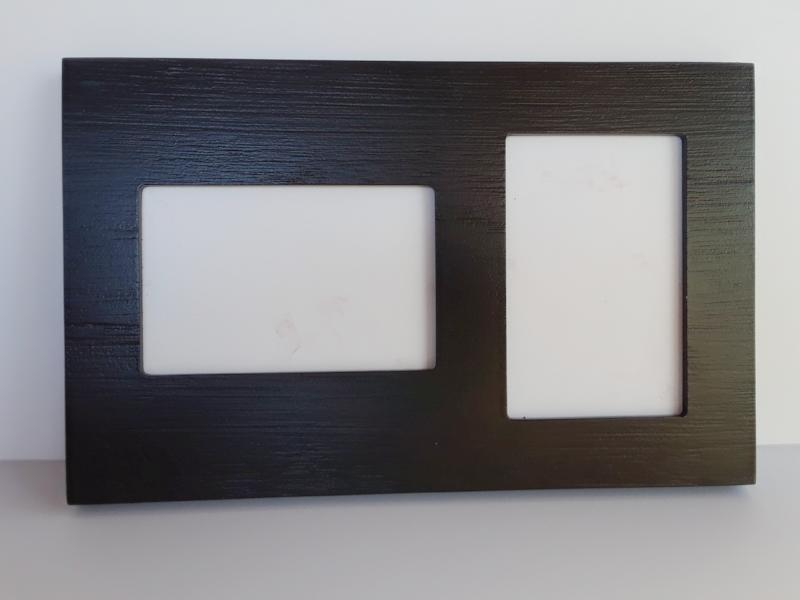 2 Opening Multi Opening Picture Frame 1 Horizontal 4 X 6 And 1