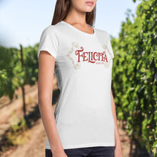 Women's (Petite) Short Sleeve White Tee