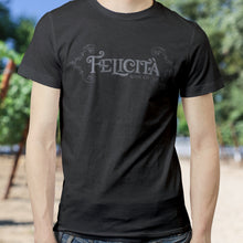 Men's Short Sleeve Charcoal Tee