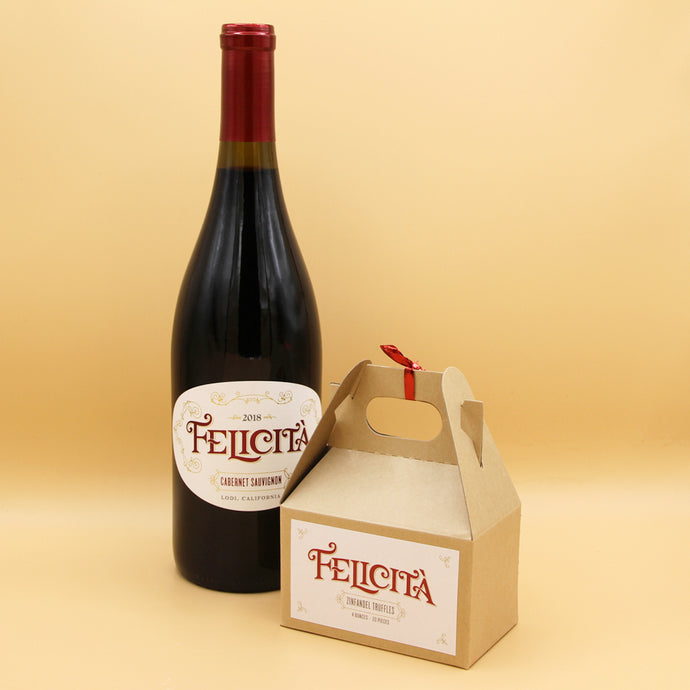 Wine + Chocolate - sets starting at $25