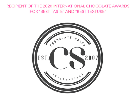 LEMON STICKS 2020 INTERNATIONAL CHOCOLATE AWARDS
