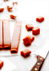 SALTED BOURBON WHISKEY CARAMELS