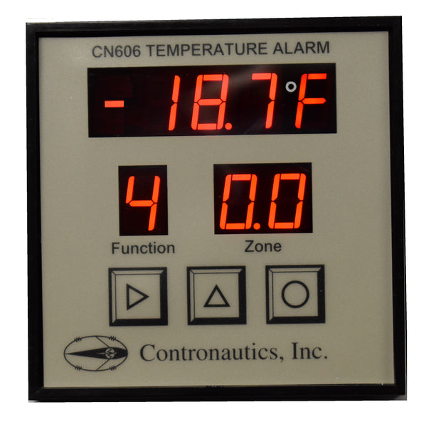 Welcome to the World of Negative Temperature Monitoring.