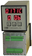 CN606RTD-DC Six Zone RTD Temperature Monitor / Alarm - D/C