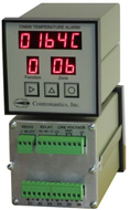 CN606RTD Six Zone RTD Temperature Monitor / Alarm - A/C