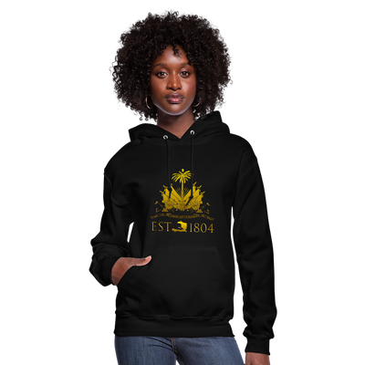 Haitian Independence Day (NEW YEAR) Hoodie - black