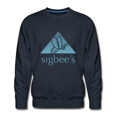 Sigbee's Men's Sweatshirt - navy