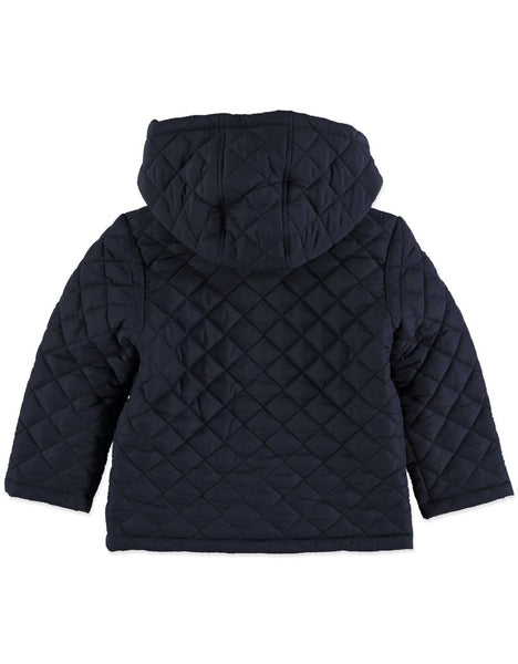 Úlpa BLUE QUILTED