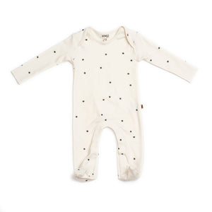Kidwild Footed Jumpsuit - Star