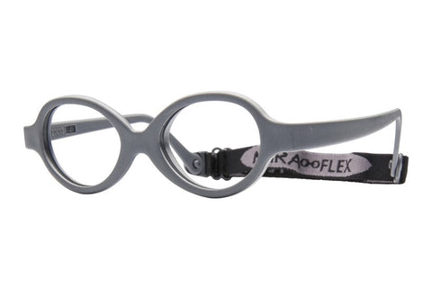 Miraflex Baby Zero Built-Up Bridge kids Eyeglass Frames