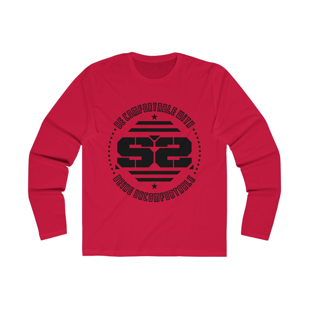 Men's Long Sleeve Crew Tee - Superior Standard