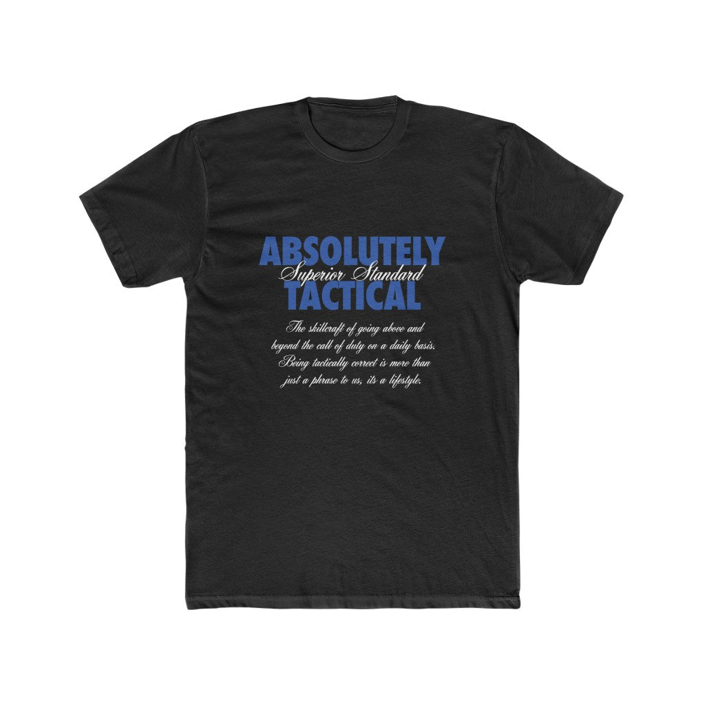 Absolutely Tactical T-Shirt (Black)