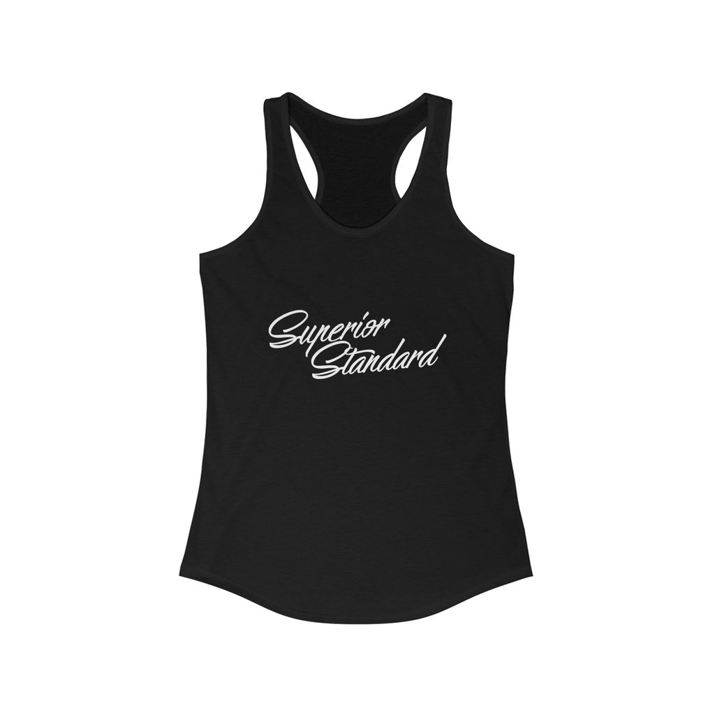 Women's Casual Racerback Tank - Superior Standard