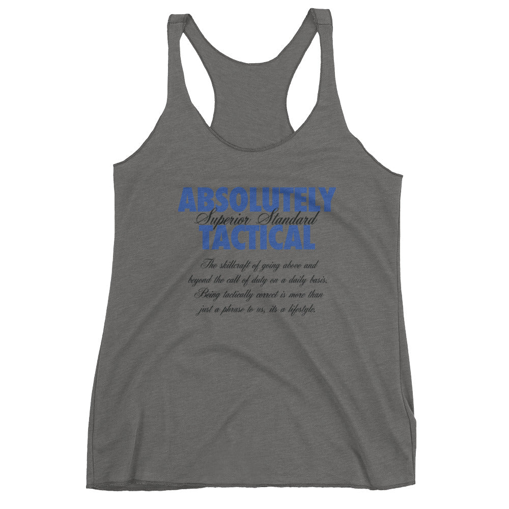 Women's Absolutely Tactical Tank - Superior Standard
