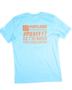 2017 Official Portland Film Festival T-Shirt