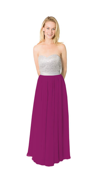 pastel-dress-party-bridesmaid-dresses-sequin-chiffon-long-raspberry