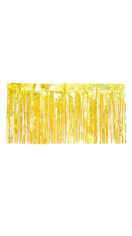 Metallic Fringe Drape 1.5ft - pasteldress