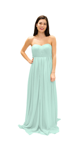 Athena Convertible Dress - pastel dress party
