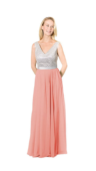 Ella Sequin Dress - Pastel Dress Party