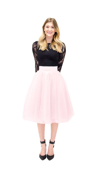 RTW Kimmy Short Tulle Skirt
