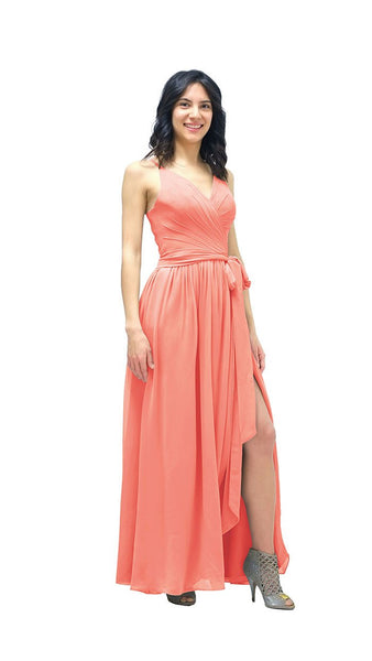 Leia Chiffon Bridesmaid Dress