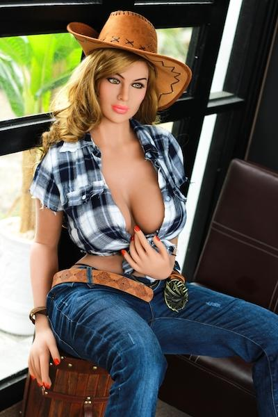 Dakota - The Perfect Girlfriend - American Sex Doll - United States