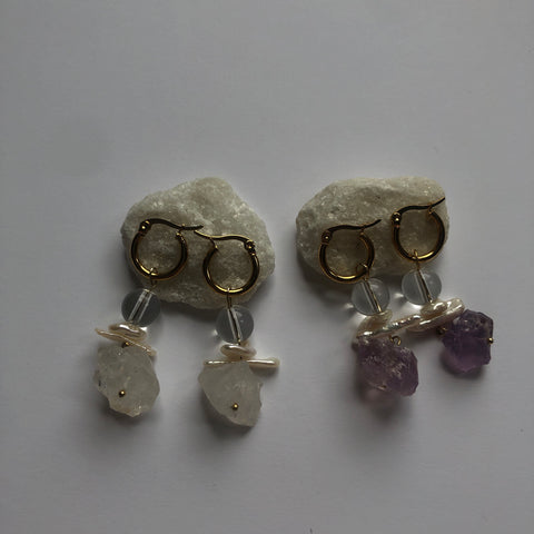 Entropy Earrings