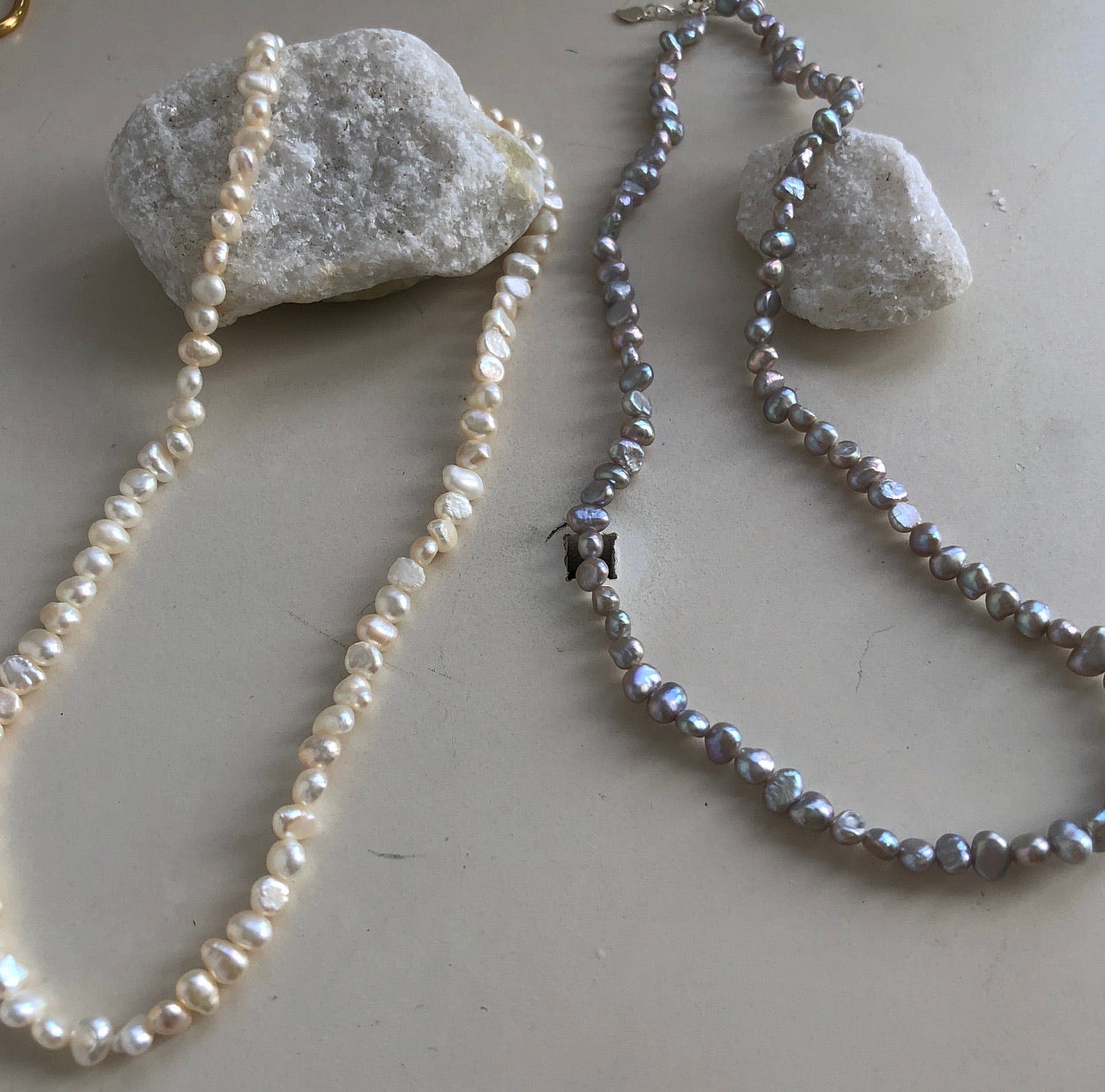 Positano Pearl Necklace