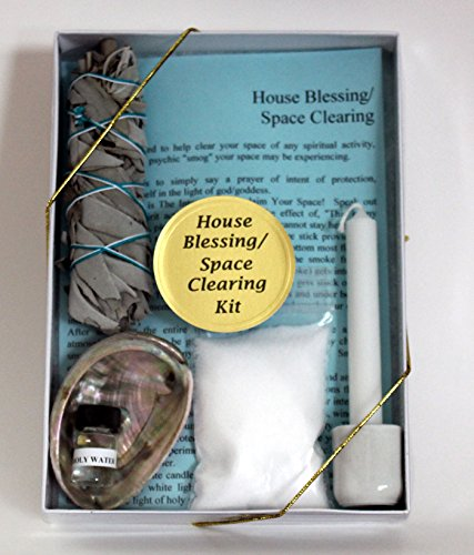 House Blessing/Space Clearing Kit