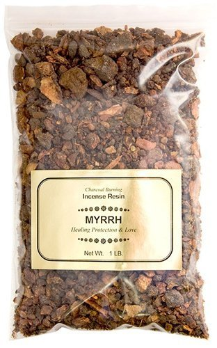 Myrrh Resin Incense, 1 lb