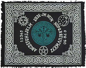 "Tree of Life altar cloth 24""x30"""