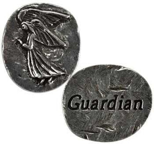 Guardian Angel Pocket Stone