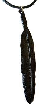 Crow Feather Amulet