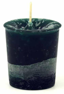 Green Forest Votive Candle