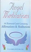 Angel Meditation Cards By Cafe-innecco