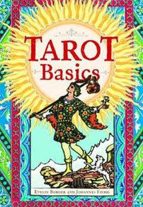 Tarot Basics  Book & Deck By Burger & Fiebig