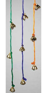 "Celestial Bell(1-2"") String Assorted Colors"
