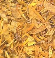 Calendula Flower Whole 1oz (calendula Officinalis)