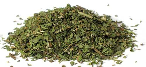 Spearmint Cut 1oz  (mentha Spicata)