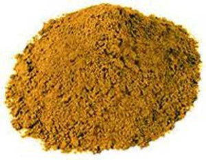 1 Lb Sandalwood Powder Yellow (santalum)