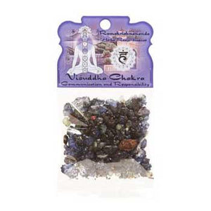 1.2oz Visuddha Chakra Resin Incense