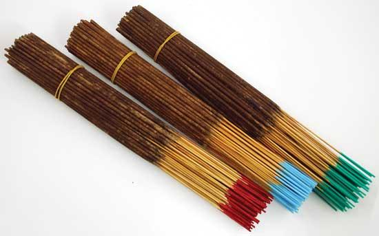90-95 Amber Incense Stick Auric Blends